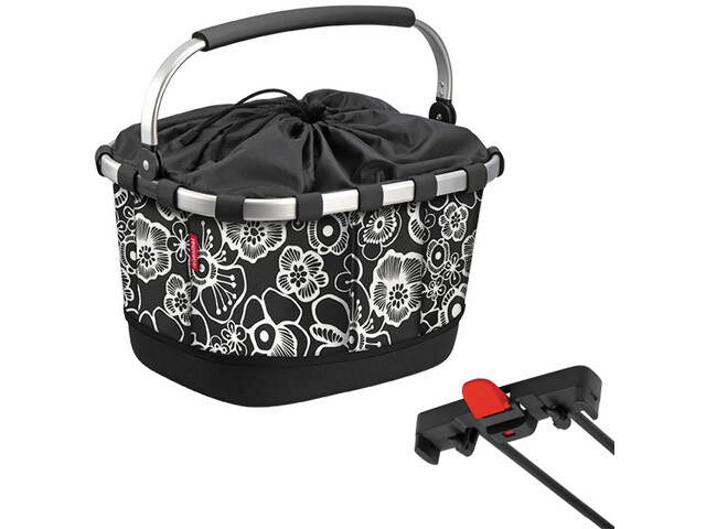 KlickFix Reisenthel Carrybag GT Racktime:en, fleur black